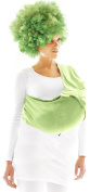 Wallaboo Baby sling Connexion, Easy Adjustable and Ergonomic, Newborn 3.6kg to 3.6kg, Green