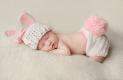Fashion Baby Costume Photo Photography Props Toddler Knit Crochet Animal Hat Cap