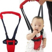 Red Baby Moon Walk Walker Bouncer Jumper Toddler Help Learn Assistant Safety