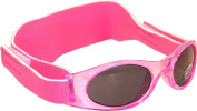 Edz Sunnyz Baby and Toddler Sunglasses Pink 0-2 Years
