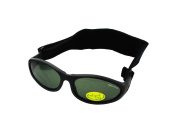 Baby Wrap Sunglasses (Black)