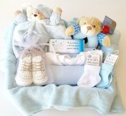 New Arrivals Hamper: Baby Boy