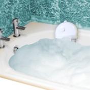 Bath Bubble Machine - White