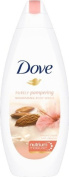 Dove Purely Pampering Almond Body Wash - 250 ml