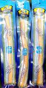 Natural Fresh Moist Vacuum-packed 20cm Miswak (3 sticks) - Tooth and Gum Care