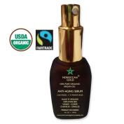Moroccan Gold Pure Organic Argan Oil Anti-Ageing Serum 120 ml