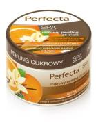 Dax Cosmetics- Perfecta SPA- Anti-cellulite Vanilla and Orange Sugar Body Peeling/ Scrub- 225ml