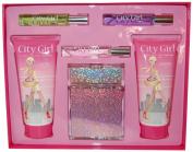 Laurelle City Girl New York Eau De Parfum 6 Piece Gift Set 100ml