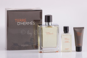 Terre d ' Hermès of Hermes - set with 2 x care 100 ml + 40 ml + 15 ml