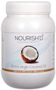 Extra Virgin Coconut Oil 800g - 100% Raw and Certified Organic