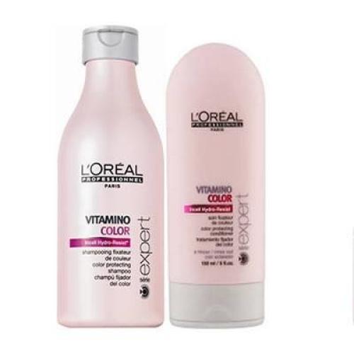 L Oreal Professionnel Serie Expert Vitamino Colour Shampoo
