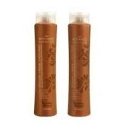 Brazilian Blowout Acai Anti-Frizz Shampoo 350ml + Conditioner 350ml Duo Set