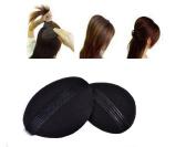 Homgaty 2 X Bump It Up Volume Hair Base Styling Insert Tool Big + Small