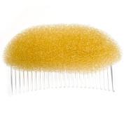 Womens/Girls Small 10cm Hair & Quiff Volume Booster Comb Styler / Shaper / Accessory - Fair