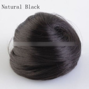 Hot Women Lovely Clip In Ponytail Bun Scrunchie Drawstring Hair Extension