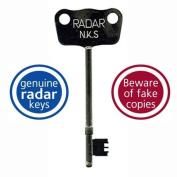 RADAR Toilet Key, Easyturn Wide Head