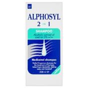 Alphosyl 2 in 1 Shampoo 250ml