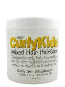 Curly Kids Mixed Hair Haircare Curl Gel Moisturiser 180ml
