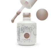 Harmony Gelish Soak Off .150ml Taupe Model Gel Nail Colour Uv Manicure Polish