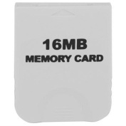 16MB Memory Card Stick for Nintendo Wii Gamecube NGC Console 251 Blocks