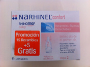 Narhinel Confort 20 Soft Refills