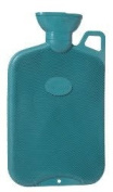 Coronation Hot |Water Bottle with Handle