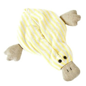 Cherry Pit Pillow with cotton lining PAULA the duck