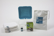 Cheeky Wipes Mini Kit for Cloth Nappy Users