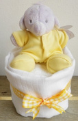 Unisex Baby Nappy Cup Cake