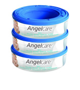 Angelcare Nappy Disposal System Refill Cassettes