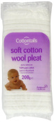 Cottontails 200g Cotton Wool Pleat