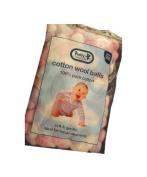 Pretty Cherubs Colour Cotton Wool Balls 200