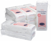 Hartmann 110123 Cotton Wool Pleat 12 Packs of 100 g