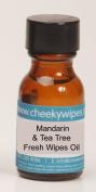 Cheeky Wipes Mandarin Fresh Baby Wipes Essential Oil Soaking Solution (10ml)