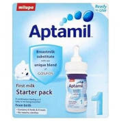 Aptamil 1 First Milk Starter Pack From Birth 6 x 90G