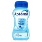 Aptamil 1 First Milk Ready to Feed From Birth 200ml Case of 12