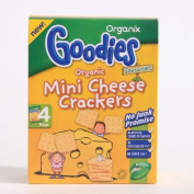 Case of 3 x Organix Mini Cheese Crackers (4 X 20G) From 12 Months Organic
