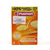 Plasmon Sabbiolina Small Pasta