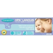 HPA® Lanolin Nipple Cream 40ml