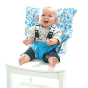 My Little Seat Travel Baby Chair Safety Harness - Hula Loops