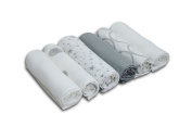 Cuddles Collection Printed Muslin Squares