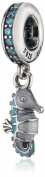 Pandora 791311MCZ Charm Pendant Seehorse