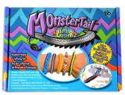 Rainbow loom Official Monster Tail With Anti Counterfeit Code In the Manual