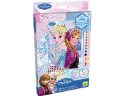 Sticky Mosaics Disney Frozen Anna and Elsa
