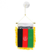 Afghanistan Mini Window Banner