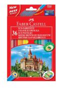 Faber-Castell 36-Colour Eco-Pencils