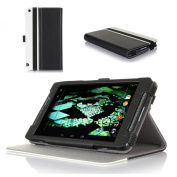 ProCase NVIDIA Shield Tablet Premium Folio Cover Case with Stand, Multiple viewing Angles Stand Cover Case Exclusive for NVIDIA Shield gaming tablet