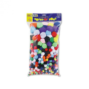 Pound of poms giant bonus pack, Assorted