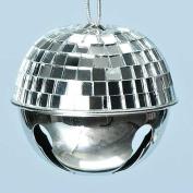 Roman 6.4cm Disco Jingle Ball Ornament
