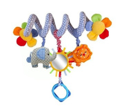 2014 sozzy Elc Multifunctional Car bed Hanging Ded Bell Baby Educational Toys Rattles,Children's gift